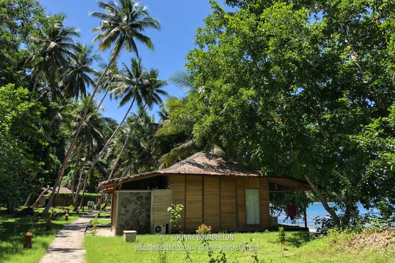 "My ""home"" for a week ... (Sali Bay Resort, Halmahera, Indonesia, July 2018)"