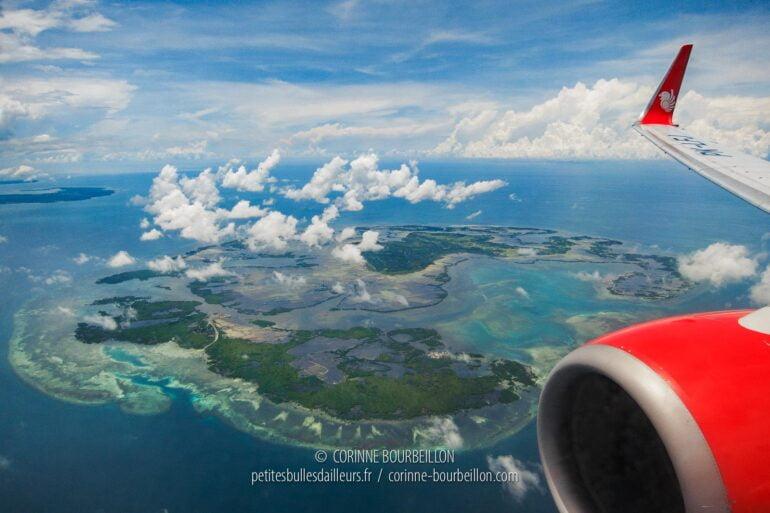 Vue imprenable... Vive le hublot! (Indonésie, vol Lion Air, février 2012)